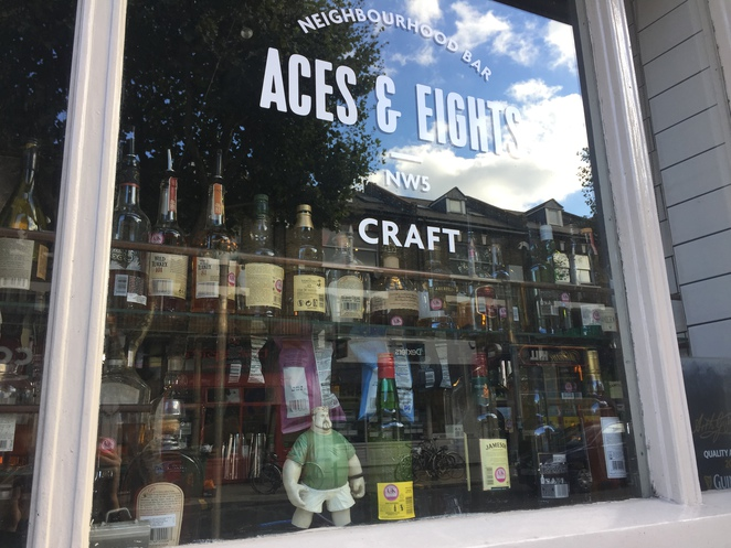 aces and eights saloon bar tufnell park