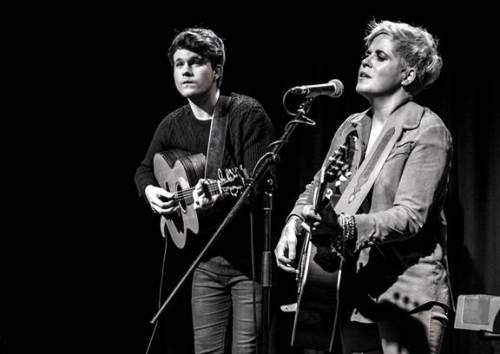Amy Wadge, Luke Jackson, Ed Sheeran, Cherry Red's Birmingham, Thinking Out Loud