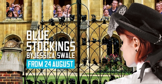 blue stockings, jessica swale, shakespeare's globe