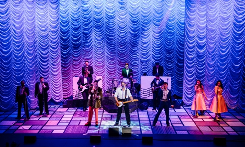 Buddy - The Buddy Holly Story, New Alexandra Theatre Birmingham, Theatre Review, Alex Fobbester, Miguel Angel, Jordan Cunningham, Thomas Mitchells