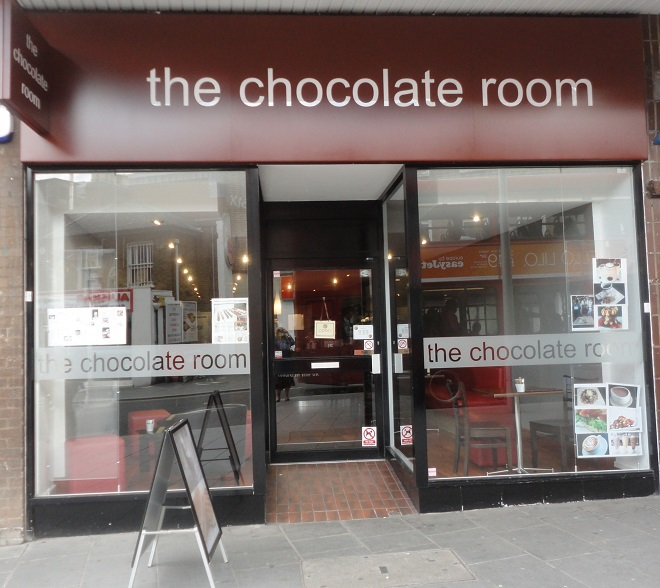 The Chocolate Room