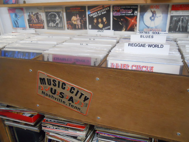 collector's records centre, kingston