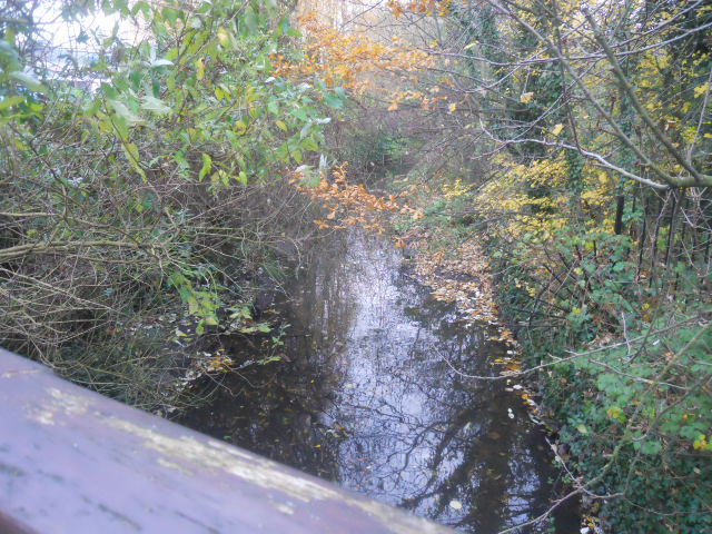 colliers wood, pickle ditch, river wandle