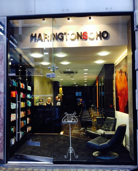 Haringtons, free haircuts, London, hairdresser, beauty, Richard Ward