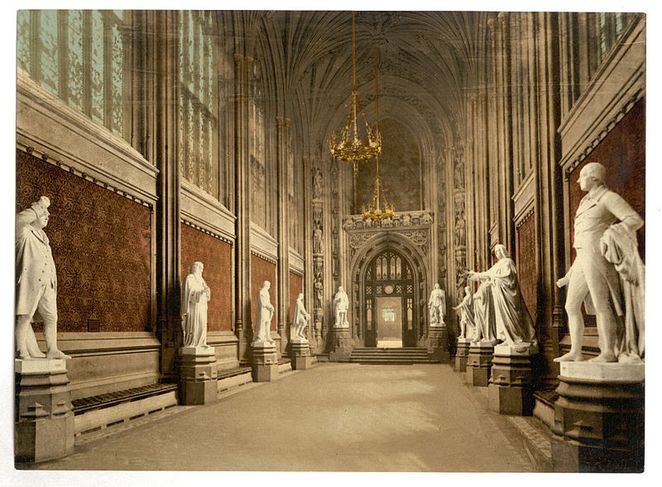 houses of parliament, westminster hall, st. stephen's hall