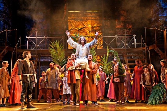 Jesus Christ Superstar, review, Birmingham Hippodrome, musicals
