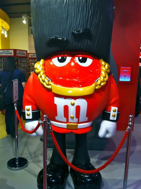 m&M's, chocolate, candy, leicester square, london, colours, merchandise, kids, fun, 4-storey, bright, souvenir