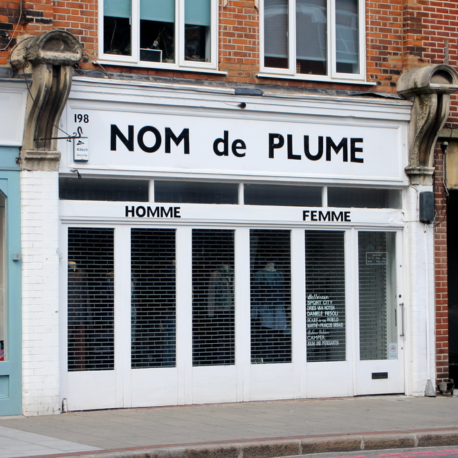 Nom de Plume, East Sheen, Upper Richmond Road