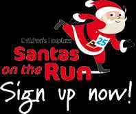 Santa, Fun Run, Charity