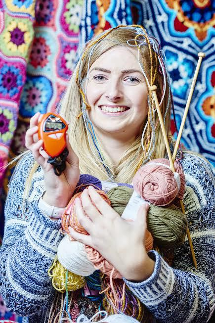 Sewing For Pleasure, Knitting & Embroidery, Hobbycrafts, Cake International, Craft Show, Birmingham NEC