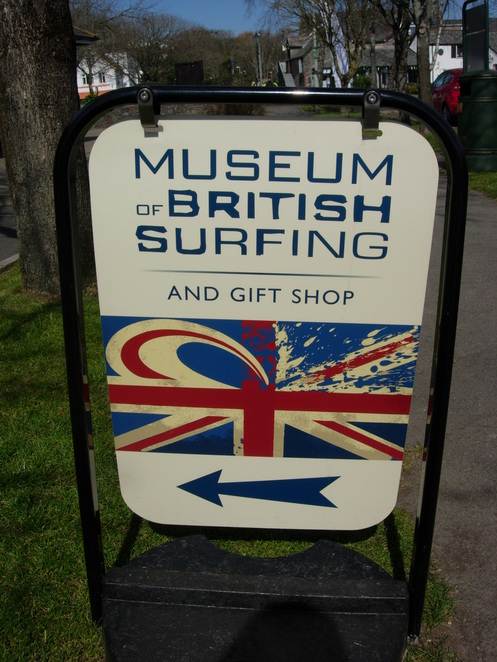 Surfing, British Surfing, Surfing Museum