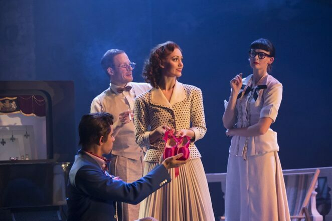 the red shoes, matthew bourne, cinemas