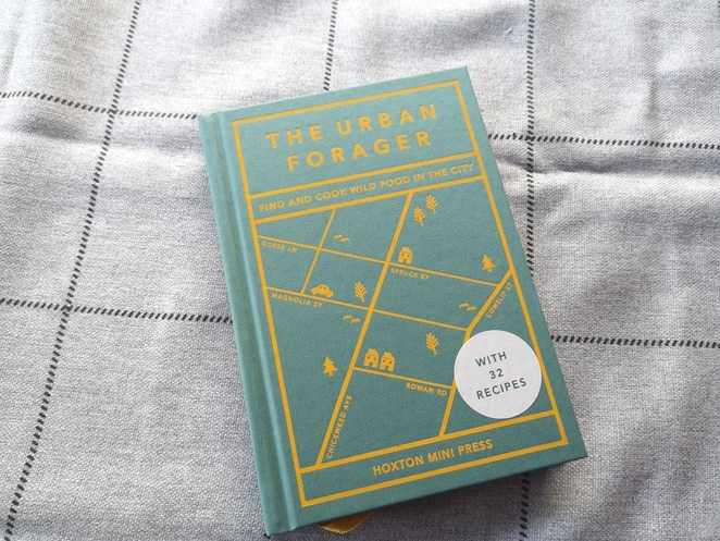 the urban forager, hoxton mini press, wross lawrence