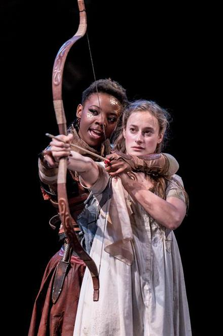 Wendy and Peter Pan, RSC, Royal Shakespeare Theatre
