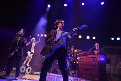 All or Nothing, Mod musical, The Small Faces, Carol Harrison, New Alexandra Theatre Birmingham, Review, Chris Simmons, Samuel Pope