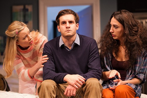 Bad Jews, Ailsa Joy, Birmingham, New Alexandra Theatre, preview