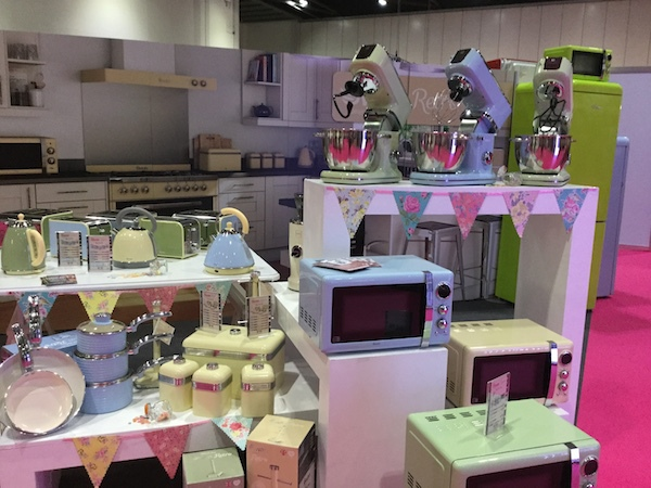 cake & bake show, london, excel, microwave, bakeware