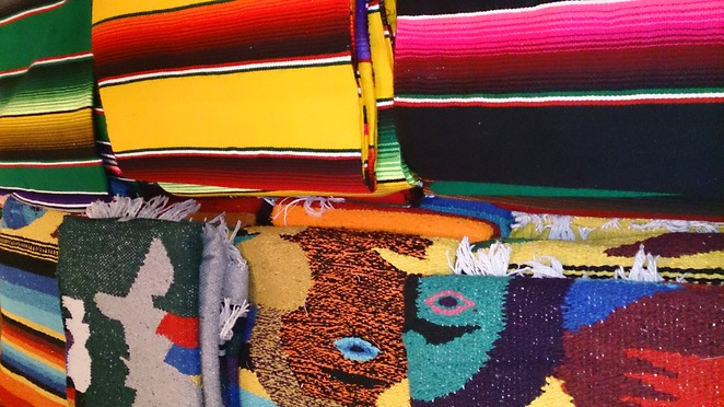 Casa Mexico, Mexican food, grocery, products, hand made, rugs, textiles, London, shop, Bethnal Green