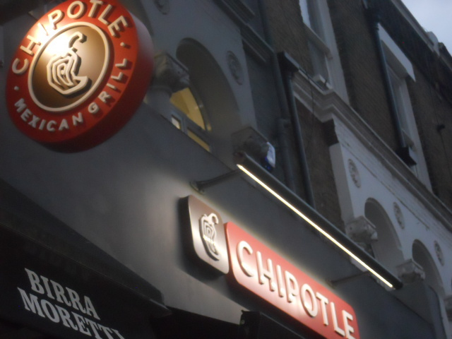 chipotle, mexican grill, wimbledon