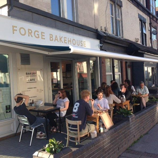 Forge Bakehouse - Sheffield