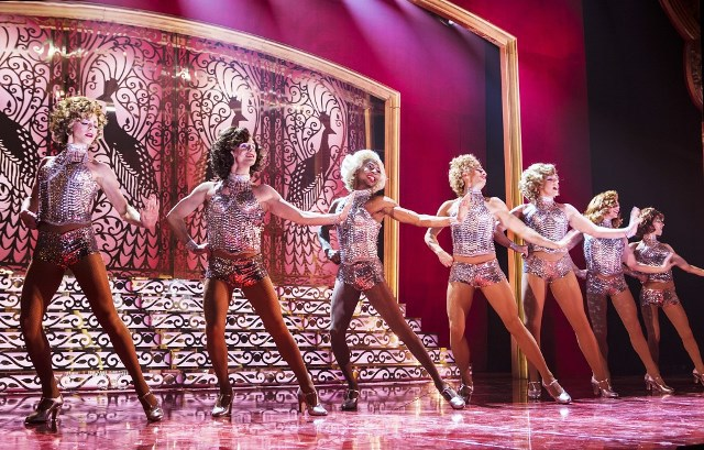 musical La Cage aux Folles, Birmingham Hippodrome, Malvern Theatres, John Partridge, UK Tour preview