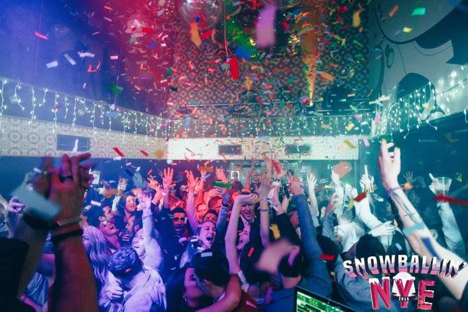 snowballin nye, new years eve events southampton, celebrating in southampton, orange rooms southampton