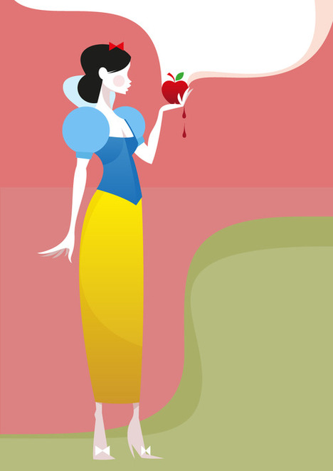 Staney Chow, Damsels in Distress, art, illustrations,