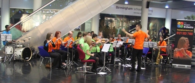 The People's Orchestra, West Bromwich, The Public, Millennium Point, First Birthday Concert