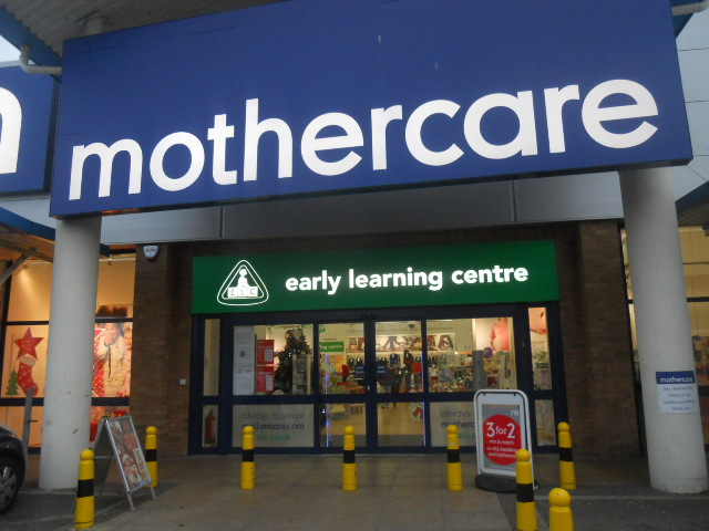 colliers wood, priory retail park, mothercare