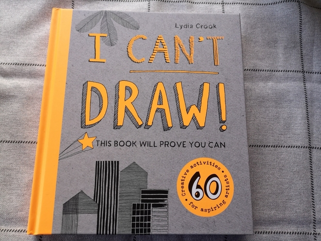 i can't draw, lydia crook