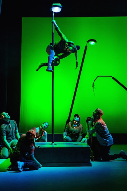 Jungle book, Metta theatre, Birmingham