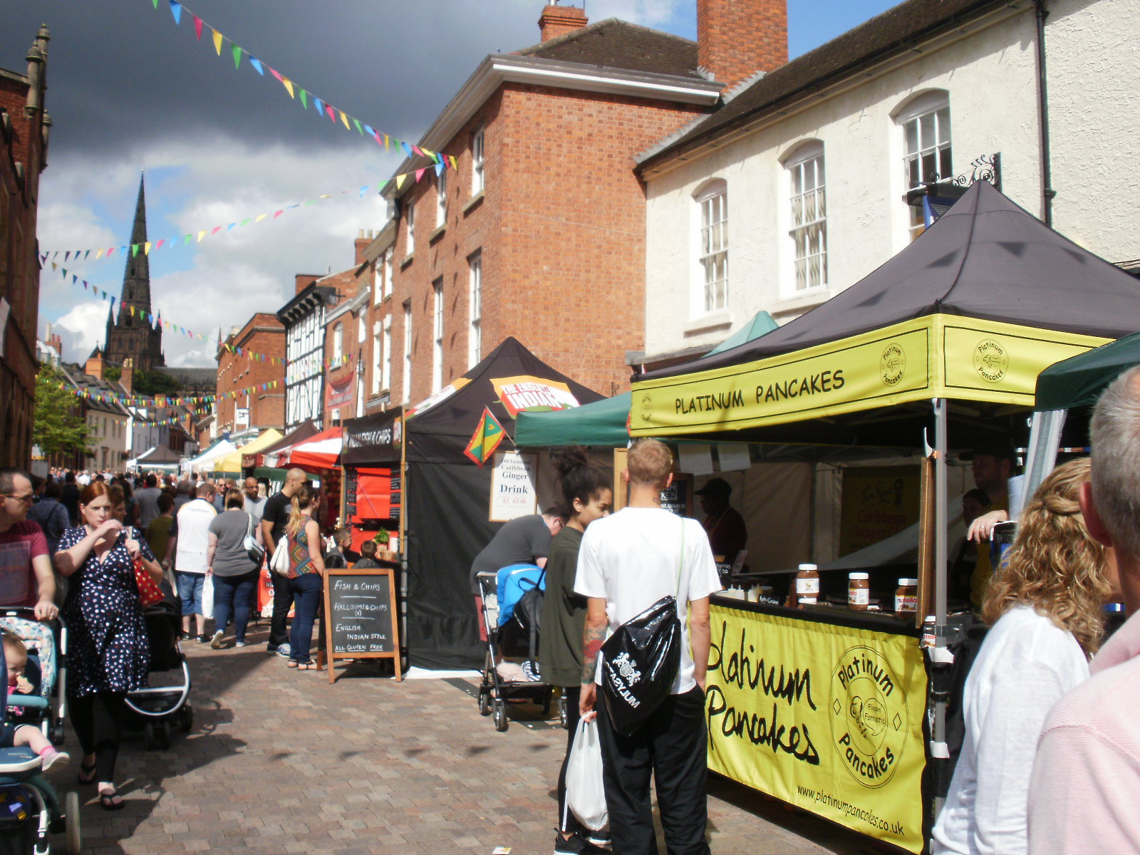 Lichfield Food And Drink Festival