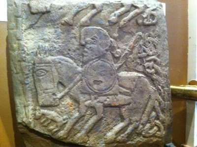 meffan, museum, forfar, angus, pict, pictish, carved stone, stone rubbing, activity