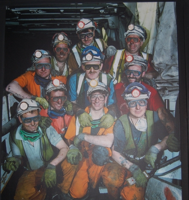 mines, museum, mining museum, national mining museum, gold, miners