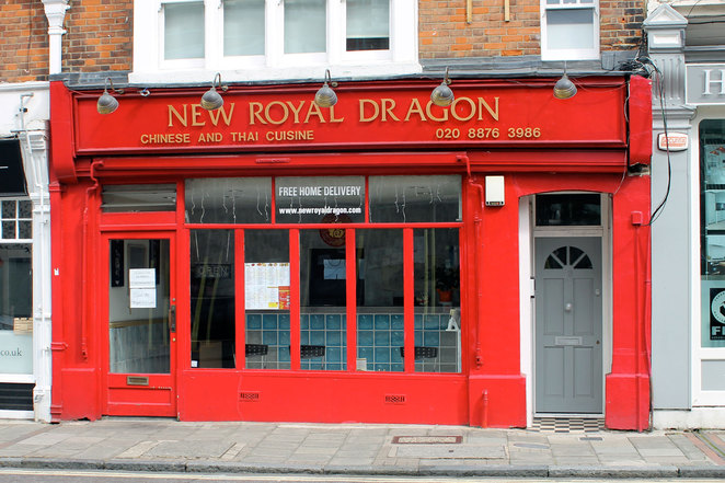 New Royal Dragon Chinese Thai Takeaway East Sheen