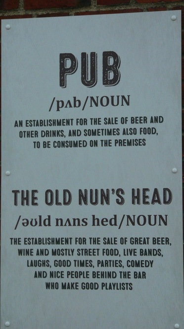 Old Nun's Head