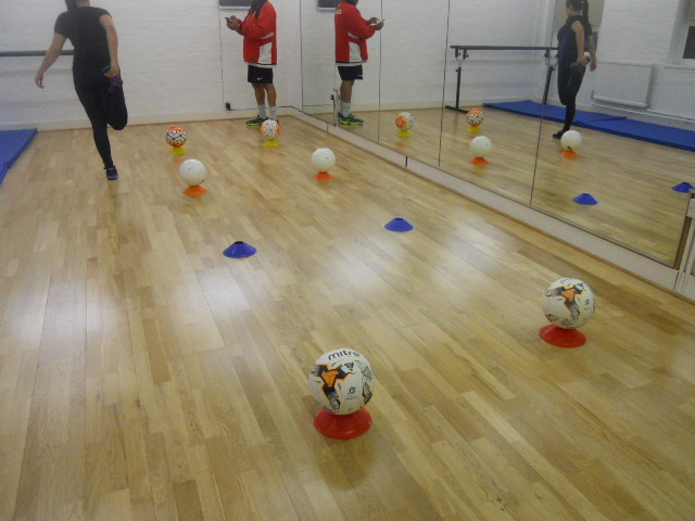 soccercise, exercise, aerobic, south mitcham community centre