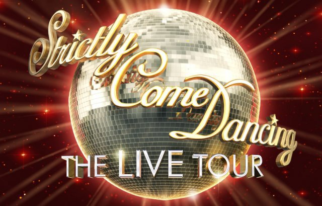 strictly come dancing live, tour