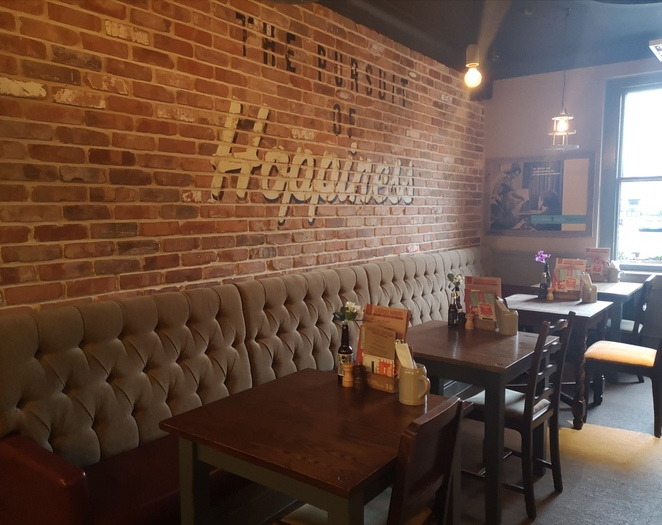 Brewhouse and kitchen Lichfield, food review, restaurant