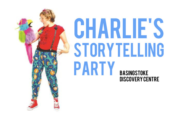 charlies storytelling party, childrens activities, school holiday activities, fun for kids, childrens entertainment