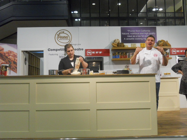 cake & bake show, competition theatre, bbc good food cakes & bakes
