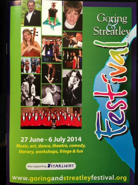 goring and streatley festival programme