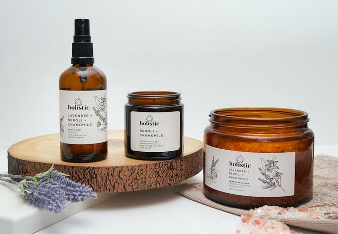 Holistic London, candles, ethical, sets, Christmas