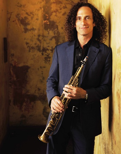 Kenny G, Symphony Hall Birmingham, Brazilian Nights