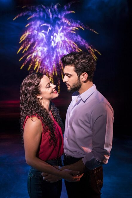 on your feet, gloria estefan musical, birmingham hippodrome