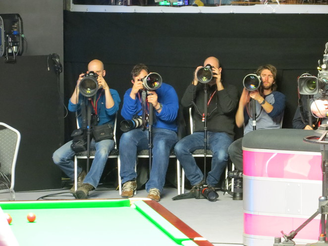 photographers, snooker, masters,ally, pally