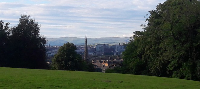 Queen's Park, Glasgow, Southside, Shawlands
