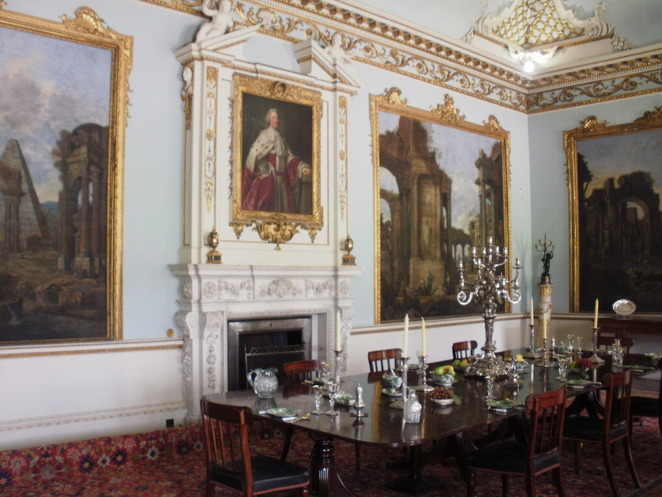 Shugborough, historic estate, mansion house, Lord Lichfield, Patrick Lichfield