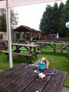 Six Bells, Beer Garden, Family, children, food