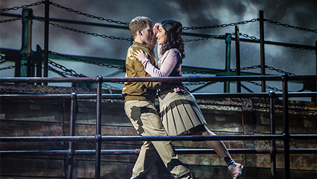 The Last ship, sting , musical, uk tour, review, Birmingham, new Alexandra theatre